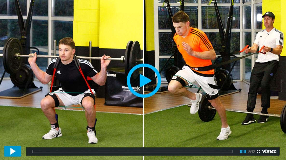 How Beauden Barrett Trains For Blistering Speed [Video]